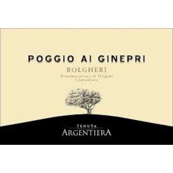 Argentiera Argentiera Poggio Al Ginepri-Bolgheri Rosso 2013