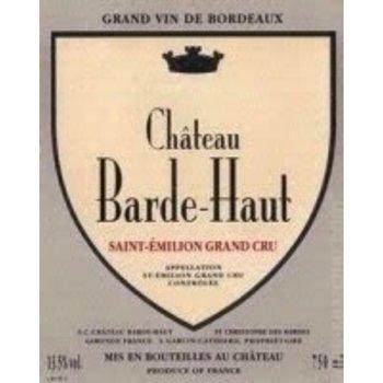 Ch Barde-Haut Chateau Barde-Haut St Emilion-2009