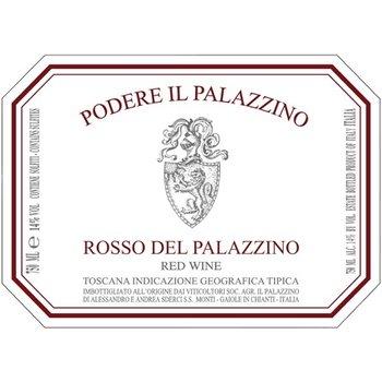 Palazzino Podere Il Palazzino Rosso Del-Palazzino Toscana Red Wine 2014-Tuscany, Italy