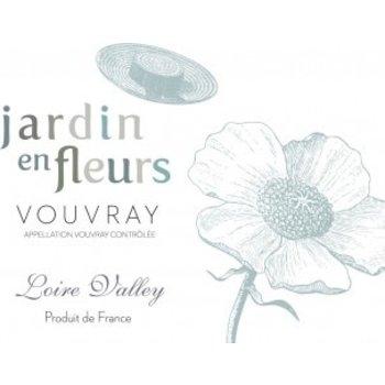 Jardin Jardin en Fleurs Vouvray 2013-Loire Valley, France