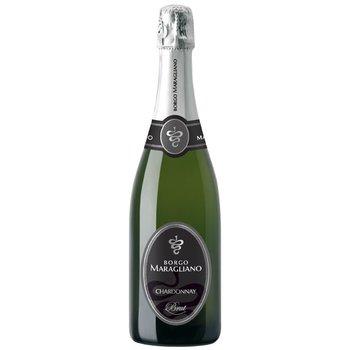 Maragliano Borgo Maragliano Sparkling Brut Chardonnay<br />Italy