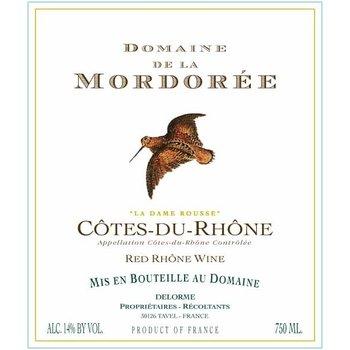 Dm Mordoree Domaine Mordoree Cotes-Du-Rhone Rouge Dame Rousse 2015 Rhone, France