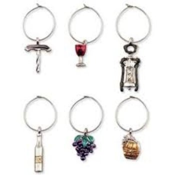 Epic Wine Charms