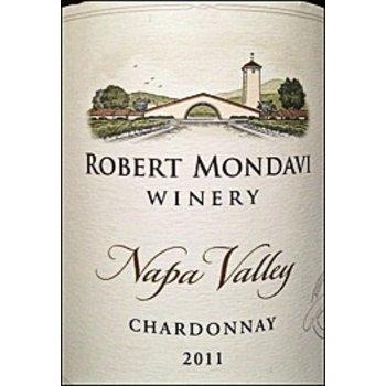 Mondavi Robert Mondavi Chardonnay Napa 2013<br />Napa, California