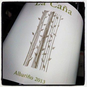 La Cana La Cana Albarino 2015<br />Spain