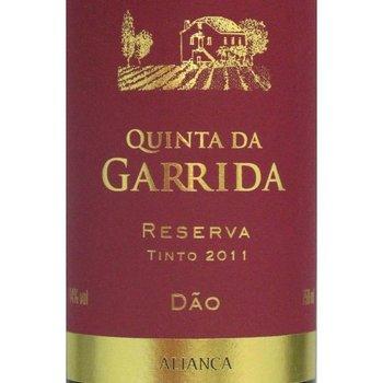 Alianca Quinta Da Garrida Reserva Dao-Tinto 2013
