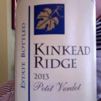 Kinkead Ridge KInkead Ridge Petit Verdot-2013-Ohio