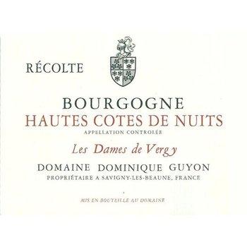 Domaine Dominique Guyon H Domaine Dominique Guyon-Hautes-Cotes De Nuits Les Dames-de Vergy Rouge 2010  Burgundy-France