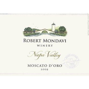 Mondavi Robert Mondavi Moscato-D'Oro-2014  375ml  Napa-California
