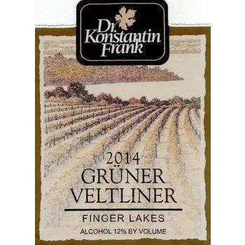 Dr. Konstantin Frank Dr. Konstantin Frank Gruner-Veltliner 2014  Finger Lakes, New-York