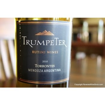 Rutini Wines Rutini Wines Trumpeter-Torrontes-2015   Mendoza-Argentina