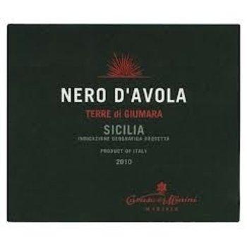 Caruso &amp; Minini Caruso &amp; Minini Nero D&#039;Avola 2014<br />Sicily, Italy