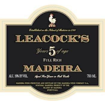 Leacocks Leacocks 5 Yr Old Rich Madeira