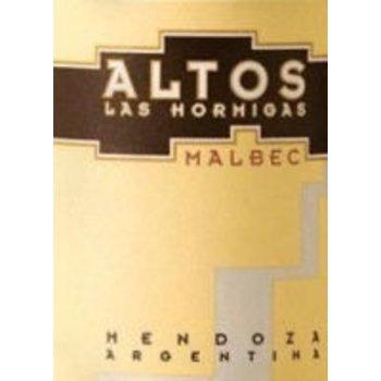 Altos Altos Las Hormigas Malbec 2015-Mendoza, Argentina