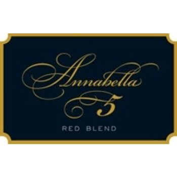 Annabella Annabella &quot;5&quot; Red Blend 2016<br />