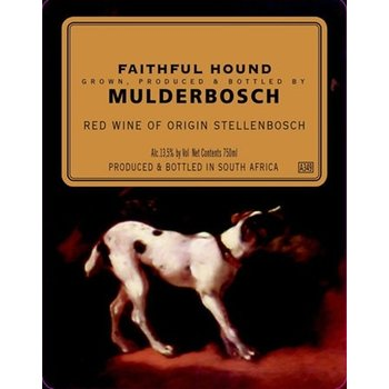 Mulderbosch Mulderbosch Faithful Hound 2014<br />