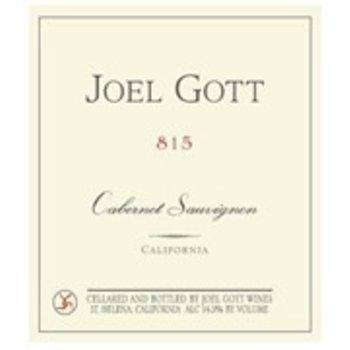 Joel Gott Joel Gott Cabernet Sauvignon 815 2014<br />California