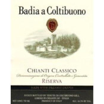 Badia Coltibuono Badia a Coltibuono Chianti Classico Riserva 2011<br />Tuscany, Italy