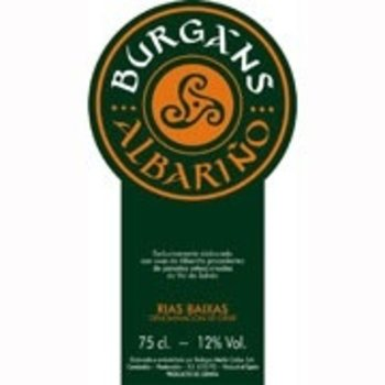 Burgans Burgans Albarino 2015<br />Spain