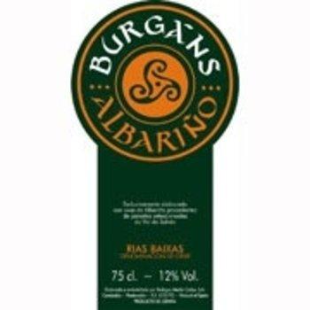 Burgans Burgans Albarino 2016<br />Spain