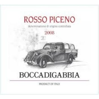 Boccadigabbia Boccaigabbia Rosso Piceno 2013<br />Marche, Italy