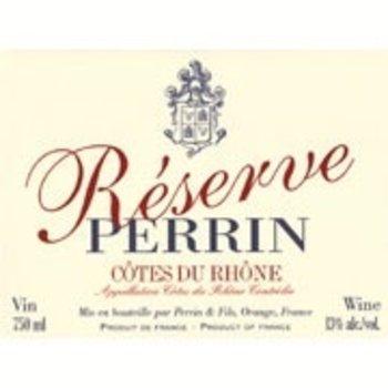 Perrin Perrin Reserve Cote-Du-Rhone Reserve Blanc 2016<br />Rhone, France