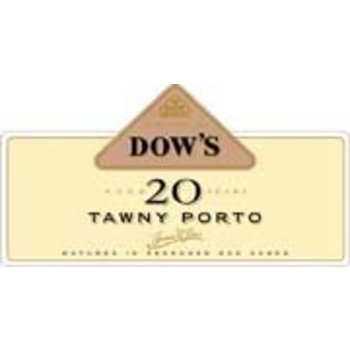 Dows Dows 20 Year Tawny Port<br />Portugal<br />90pts WS &amp; ST