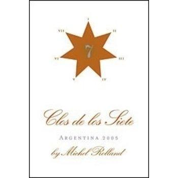 Rolland Michel Rolland Clos de los-Siete-2010  Malbec Blend-Argentina