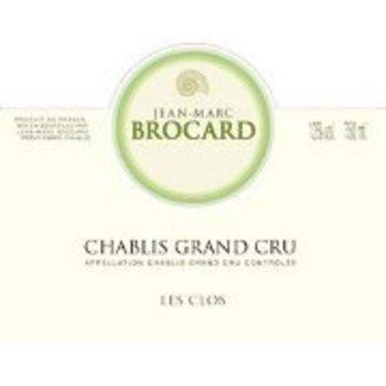 Brocard Jean Marc Brocard Les Clos Grand Cru Chablis 2012<br />Burgundy, France