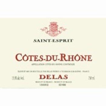 Delas Delas Esprit Cote-Du-Rhone 2014<br />Rhone, France