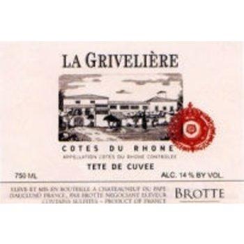La Griveliere La Griveliere Cotes-Du-Rhone-Red-2014  Rhone, France
