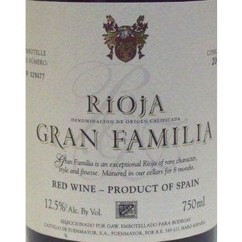 Gran Familia Gran Familia Rioja   Rioja, Spain