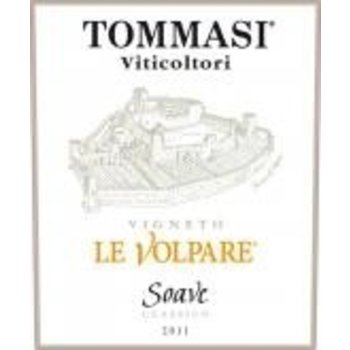 Tommasi Tommasi Le Volpare Soave 2015<br />Italy
