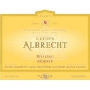 Lucien Albrecht Lucien Albrecht Riesling Reserve 2012<br />Alsace, France