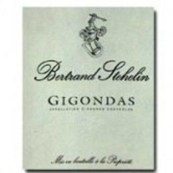Bertrand Stehelin Bertrand Stehelin Gigondas 2013-Rhone, France  90pts-RP