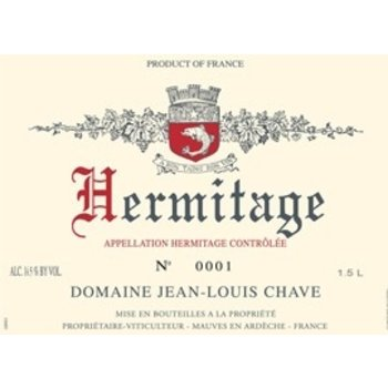 Chave J.L. Chave Hermitage Rouge 2012-Rhone, France  97pts-RP