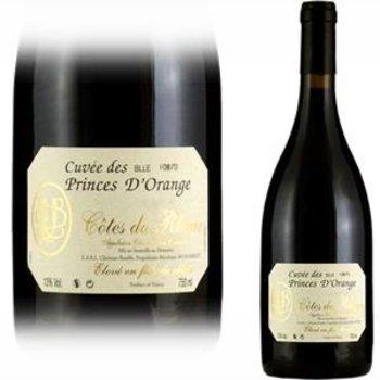 Dm Boisson Domaine de Boissan Cuvee des Princes D&#039;Orange Cote-Du-Rhone Red 2015<br />Rhone, France