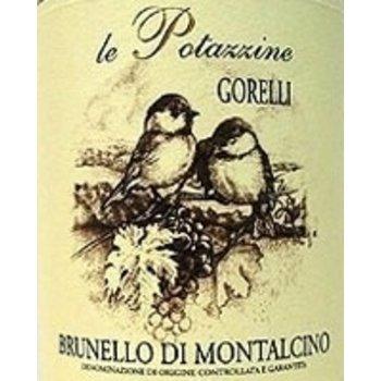 Le Potazzine Le Potazzine Brunello di-Montalcino 2009   Tuscany-Italy-93pts-WA, 91pts-WS