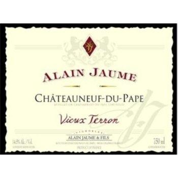 Alain Jaume Alain Jaume 2010 Chateauneuf du Pape Vieux Terron <br />Rhone, France<br />90pts-WA