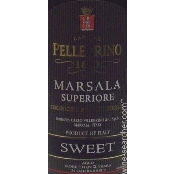 Pellegrino Pellegrino Sweet Marsala <br />Italy<br />375ml