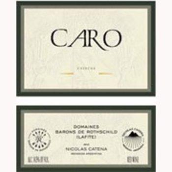 Caro Caro Red Blend 2012-Argentina- 98pts-JS, 94pts-WE