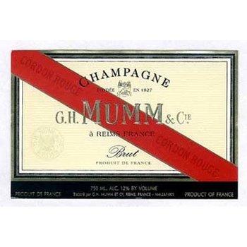 Mumm G.H. Mumm Cordon Rouge Brut Champagne<br />Champagne, France<br />92pts-WS