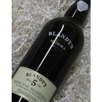 Blandys Blandys 5year Sercial Madeira  91- pts WE
