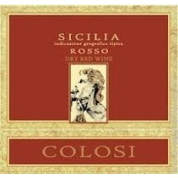 Colosi Colosi Sicilia Rosso 2014<br />Sicily, Italy