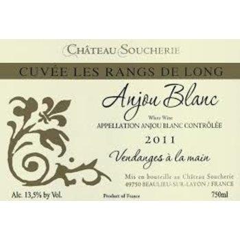 Ch Soucherie Ch Soucherie Anjou Blanc 2013<br />Loire Valley, France