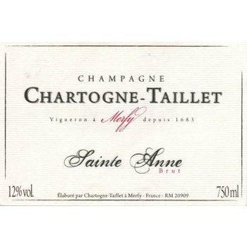Chartogne-Taillet Chartogne-Taillet &quot;Cuvee Sainte Anne&quot; Brut<br />ST 90 pts.<br />Champagne, France