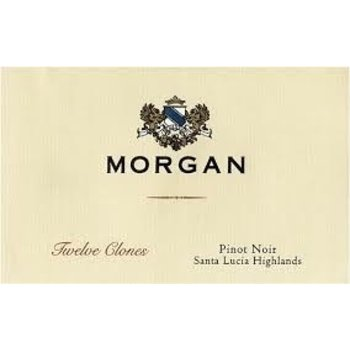 Morgan Morgan Twelve Clones Pinot Noir 2015<br />