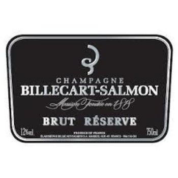 Billecart-Salmon Billecart-Salmon Brut Reserve Champagne<br />Champagne, France<br />91pts-WE, 90pts-WS