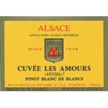 Hugel Hugel Les Amours Pinot Blanc 2014-Alsace, France