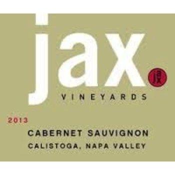 Jax Vine Jax Vineyards Cabernet Sauvignon 2014  Napa, California